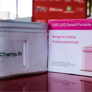 UVC LED Smart Portable Sterilizing Box