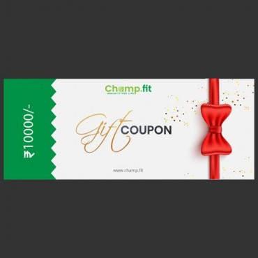 Champ.Fit Health Gift Card Exclusive