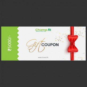 Champ.Fit Health Gift Card Delightful