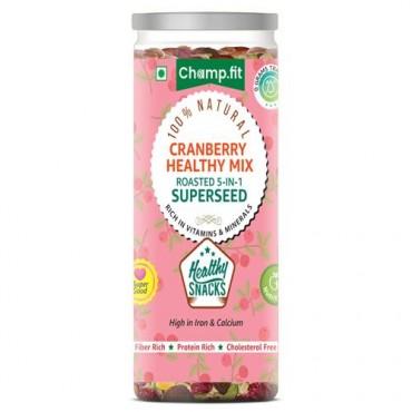 Cranberry Healthy Mix