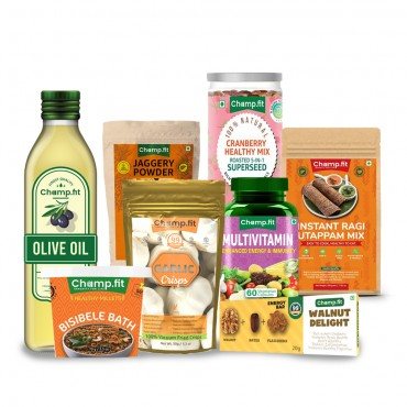 Fight Cholesterol Monthly Subscription