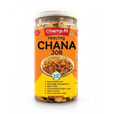 Healthy Chana Jor