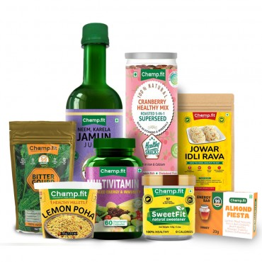 Fight Diabetes Monthly Subscription