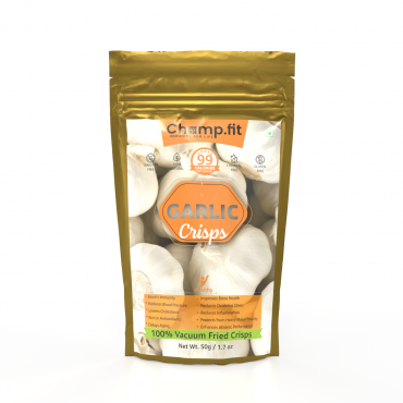 Garlic Crisps