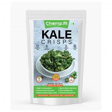 Kale Crisps