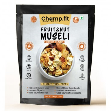 Fruit and Nut Museli