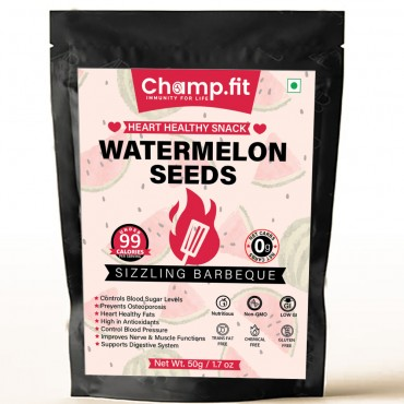 Watermelon Seeds-Sizzling Barbeque