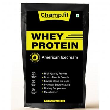Whey Protein-American Icecream
