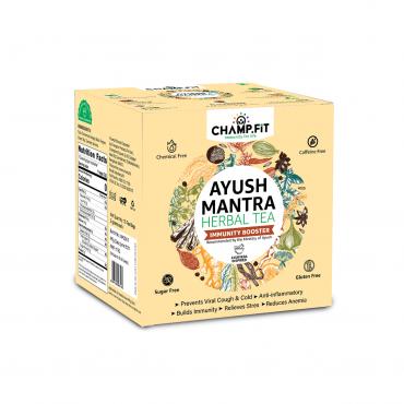 Ayush Mantra Herbal Tea Bags