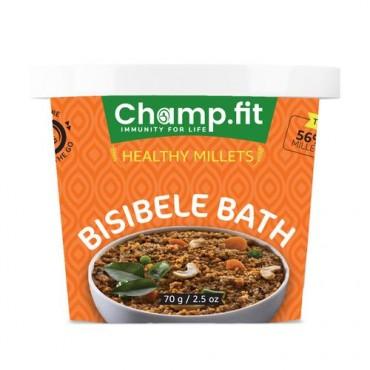 Millet Bisi Bele Bath