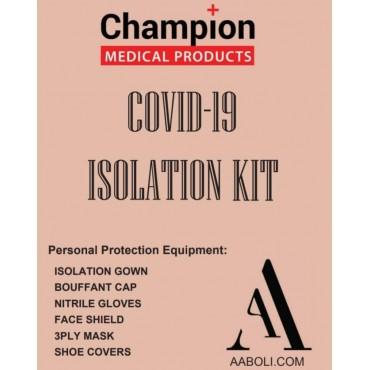 Covid Isolation Safety Kit
