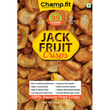 Jack Fruit Crisps