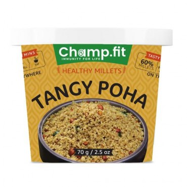 Millet Tangy Poha